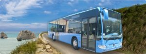 Paphos Latchi Bus