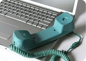 Telephone and Internet