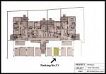 Tomb of the Kings Penthouse Parking Plan